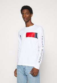 Tommy Hilfiger - BRANDED - Long sleeved top - white - 0