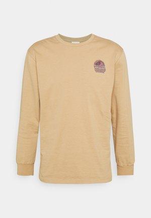 UNISEX SUNSPOTS  - T-shirt med print - gold