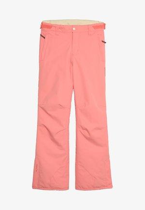 SUNLEAF GIRLS SNOWPANTS - Snow pants - desert pink