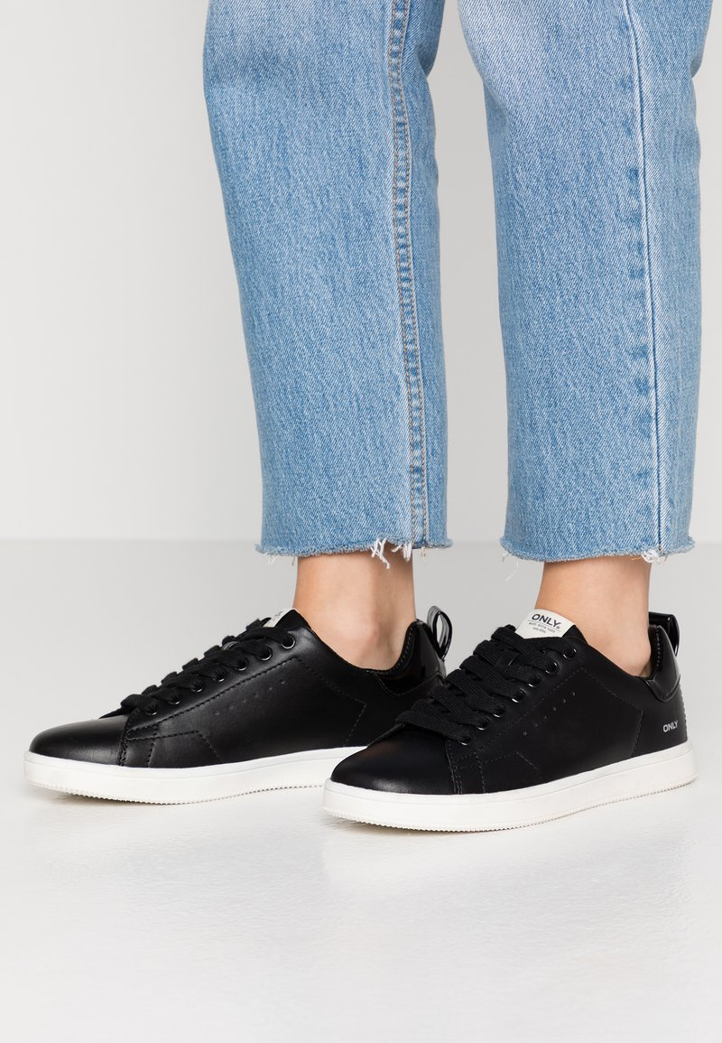 ONLY SHOES - ONLSHILO  - Sneakers basse - black