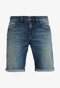 LTB - LANCE - Shorts di jeans - montone wash - 4