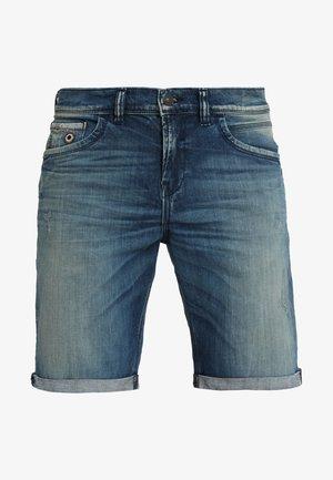 LANCE - Denim shorts - montone wash