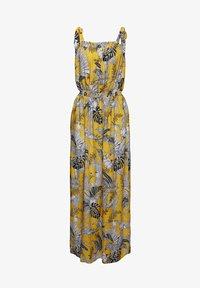 Esprit - Maxi dress - yellow - 7