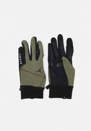 JOHYPERSTORM - Handschoenen - medium olive/black/black