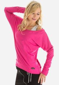 Winshape - LONGSLEEVE - Sweatshirt - pink - 4