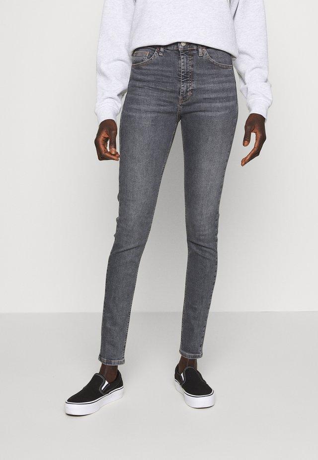 JAMIE CLEAN - Jeans Skinny - grey