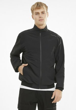 PORSCHE DESIGN LIGHT  - Veste de survêtement - jet black