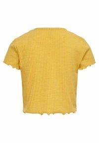 Kids ONLY - Basic T-shirt - cornsilk - 1