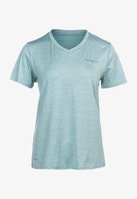 Endurance - MAJE - Sports shirt - blue haze - 0