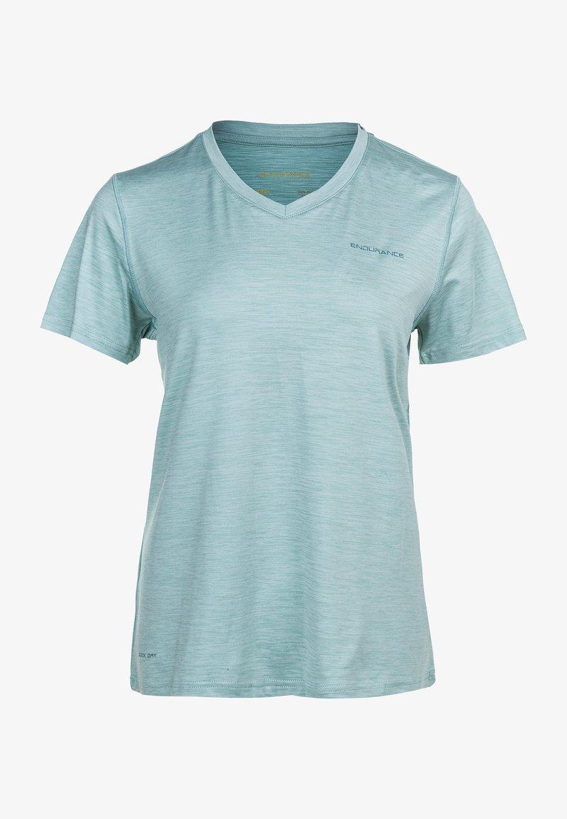 Endurance - MAJE - Sports shirt - blue haze
