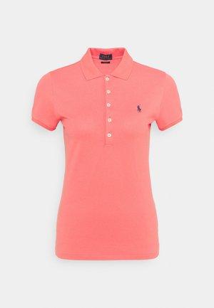 Polo shirt - amalfi red