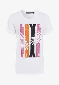 Marc Aurel - Print T-shirt - pink - 4
