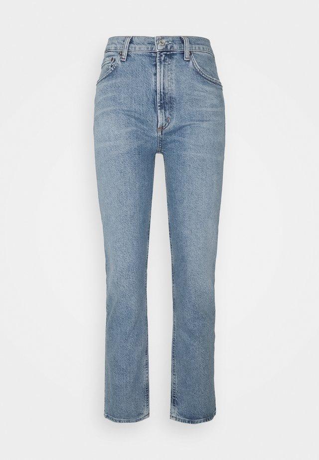 Jeans straight leg - cascadia/medium indigo