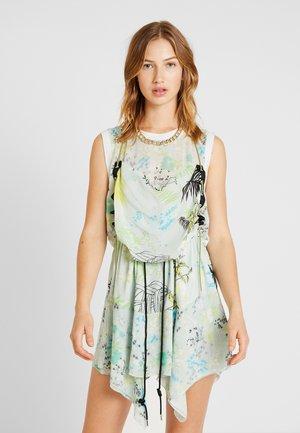 D-LYAN DRESS - Kjole - blue