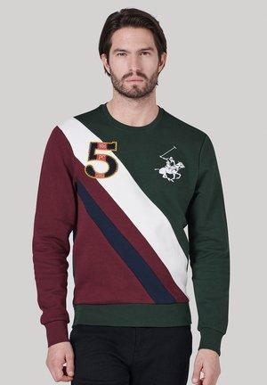 CLASSIC FIT - Sweatshirt - w musk