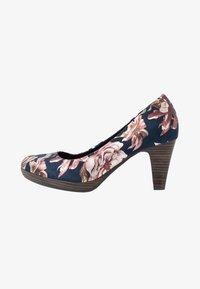 Marco Tozzi - Platform heels - navy - 1