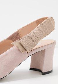 Maripé - Classic heels - light pink - 2
