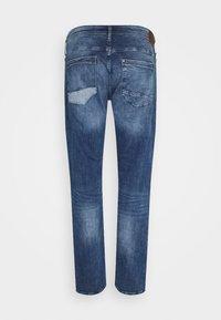 Blend - BLIZZARD FIT - Slim fit jeans - denim dark blue - 1