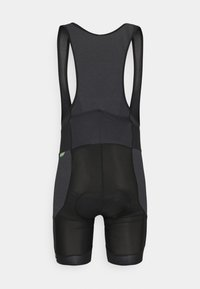 POC - MTB AIR LAYER BIB SHORTS - Tights - uranium black - 1