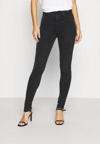 Replay - LEYLA HYPERFLEX RE-USED - Jeans Skinny Fit - dark grey - 0