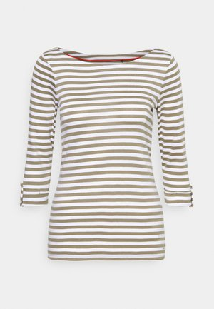 COO TEE - Long sleeved top - light khaki