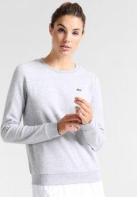 Lacoste Sport - Sweatshirt - silver chine - 0