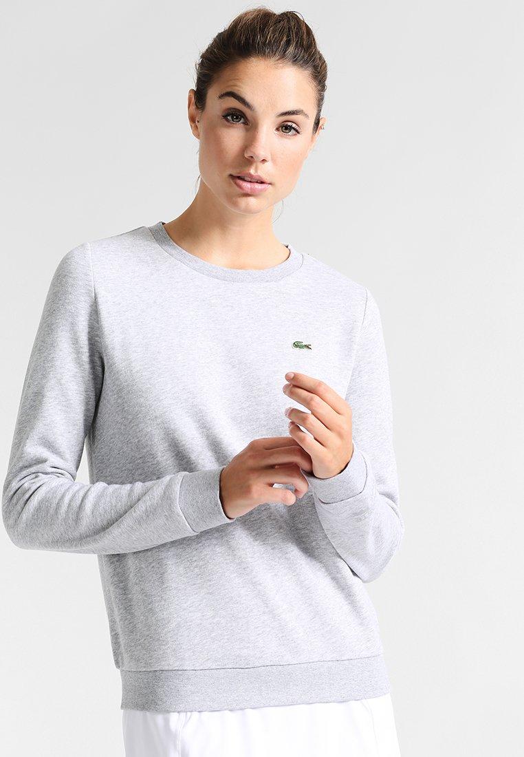 Lacoste Sport - Sweatshirt - silver chine