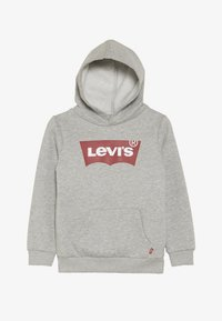 Levi's® - BATWING SCREENPRINT HOODIE - Huppari - grey heather - 3