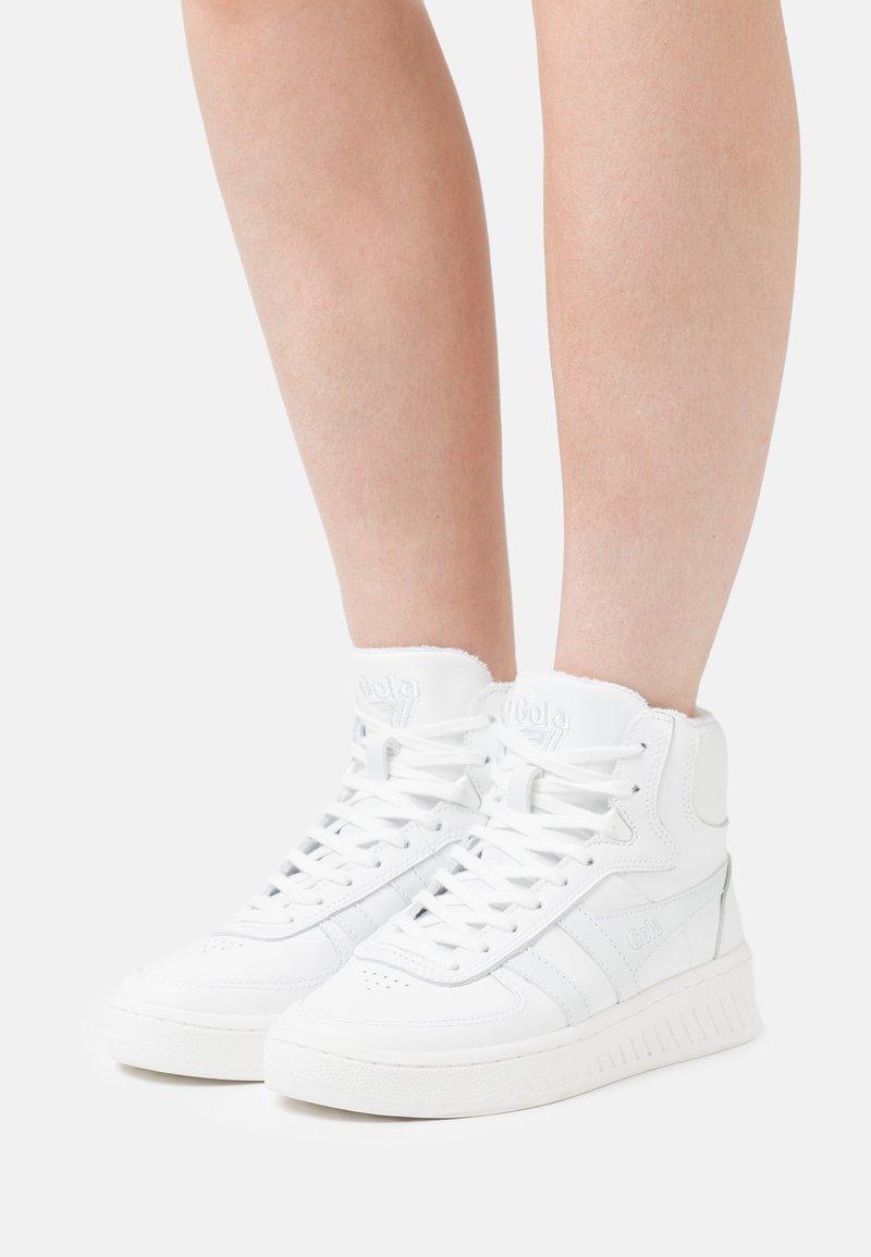 Gola - SLAM  - Sneakers alte - white