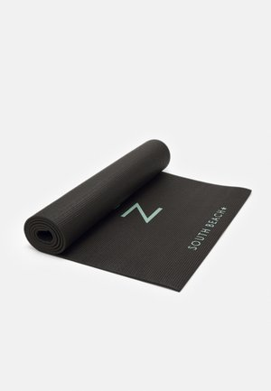 YOGA MAT - Fitness/yoga - black green