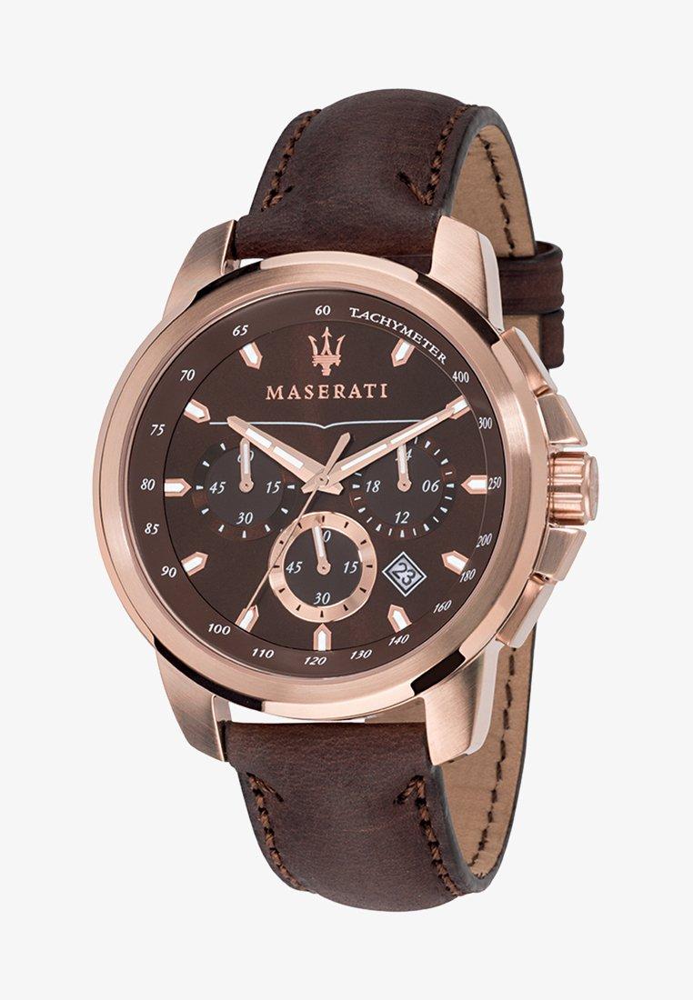 Maserati - SUCCESSO - Chronograph watch - rose gold-coloured