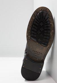 Hudson London - Lace-up ankle boots - black - 4