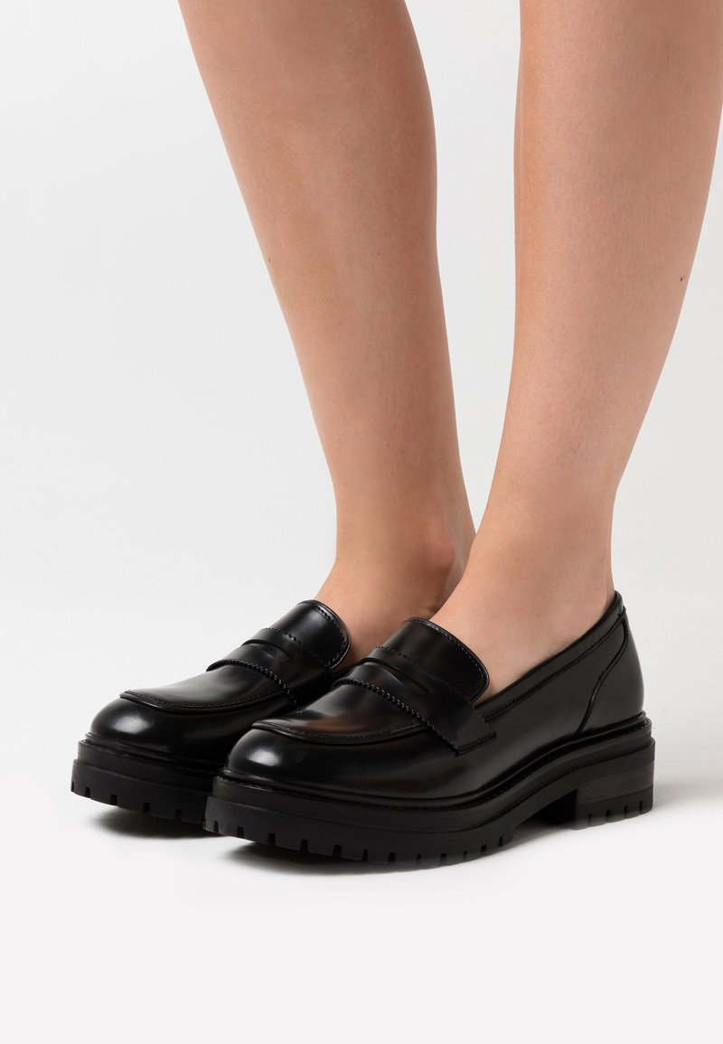 Zign - Loafers - black