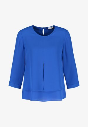 Blouse - aurora blue