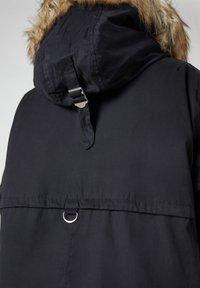 PULL&BEAR - Light jacket - black - 6