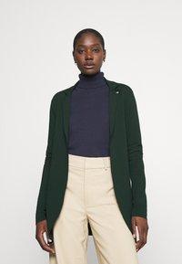 Rich & Royal - Blazer - emerald green - 0