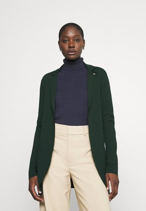 Blazer - emerald green