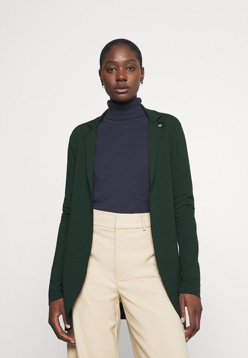 Rich & Royal - Blazer - emerald green
