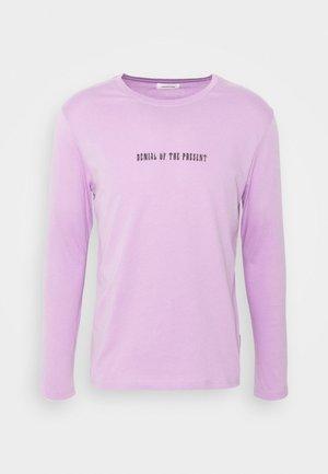 UNISEX - Maglietta a manica lunga - lilac