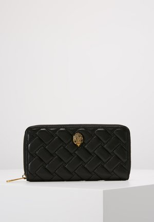 ZIP AROUND WALLET EAGLE - Wallet - black