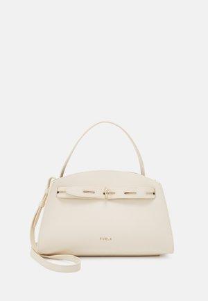 MARGHERITA TOP HANDLE - Handbag - pergamena