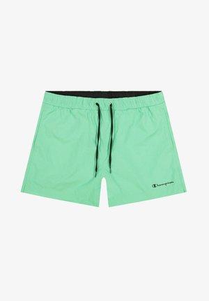 Swimming shorts - pastel green