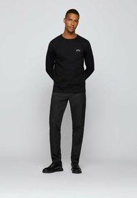 BOSS - Långärmad tröja - black - 1