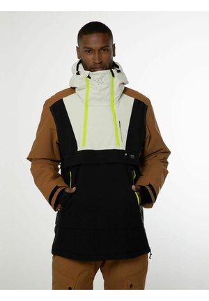 ANORAK  - Hardshell jacket - true black