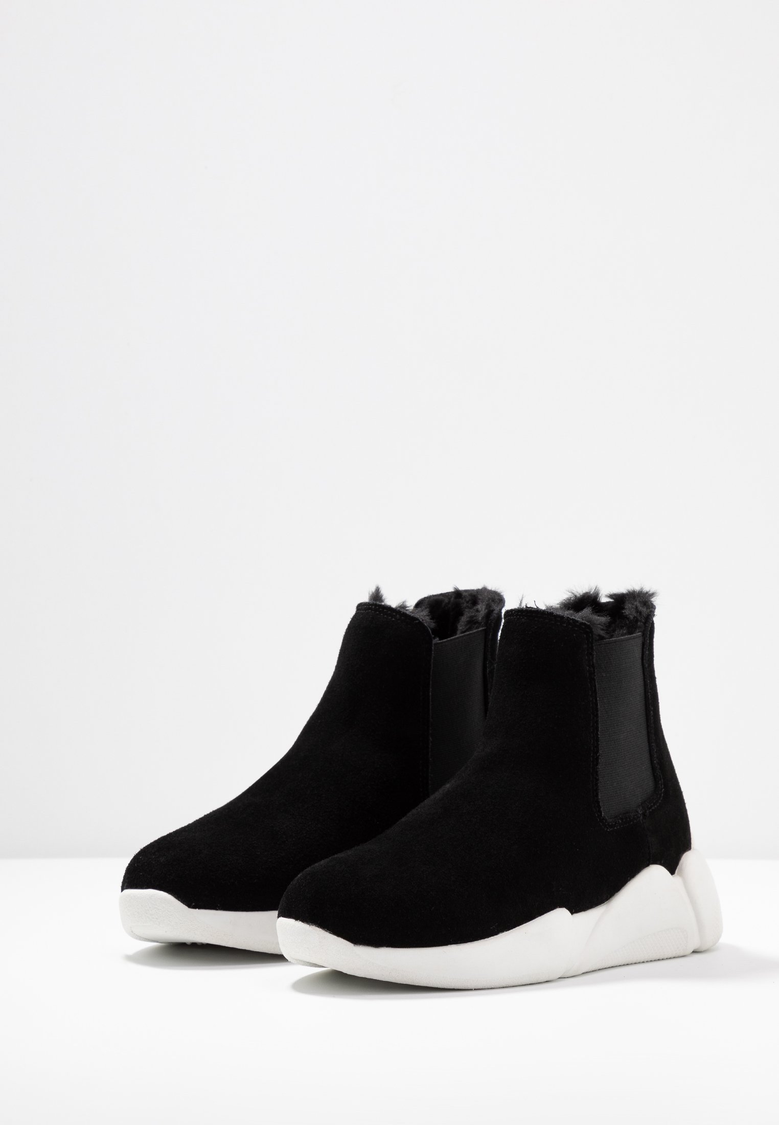 Colors Of California Sneaker High - Black/schwarz