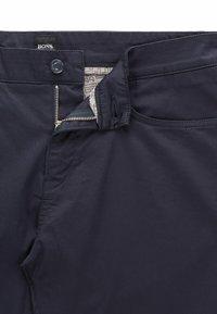 BOSS - DELAWARE - Slim fit jeans - dark blue - 5