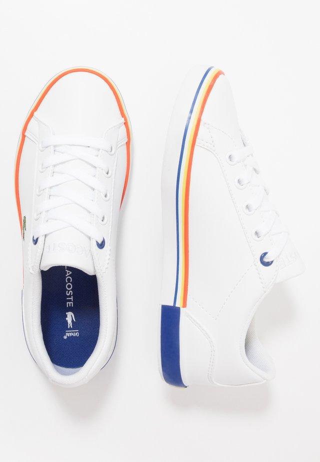 LEROND - Sneakers - white/dark blue