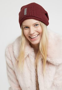 Chillouts - ETIENNE  - Beanie - burgundy - 3
