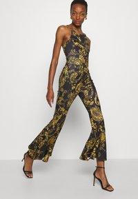 Versace Jeans Couture - GYM - Jumpsuit - black/multi - 6