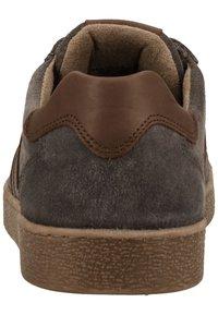 Pius Gabor - Sneakers laag - dk.grey/mocca - 3